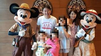 大女兒曾罹患血癌 蔡沁瑜、李猶龍全心照顧
