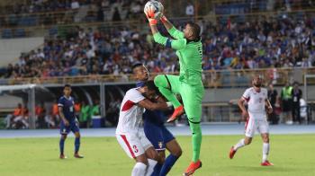 世界盃足球資格賽  中華1比2惜敗約旦