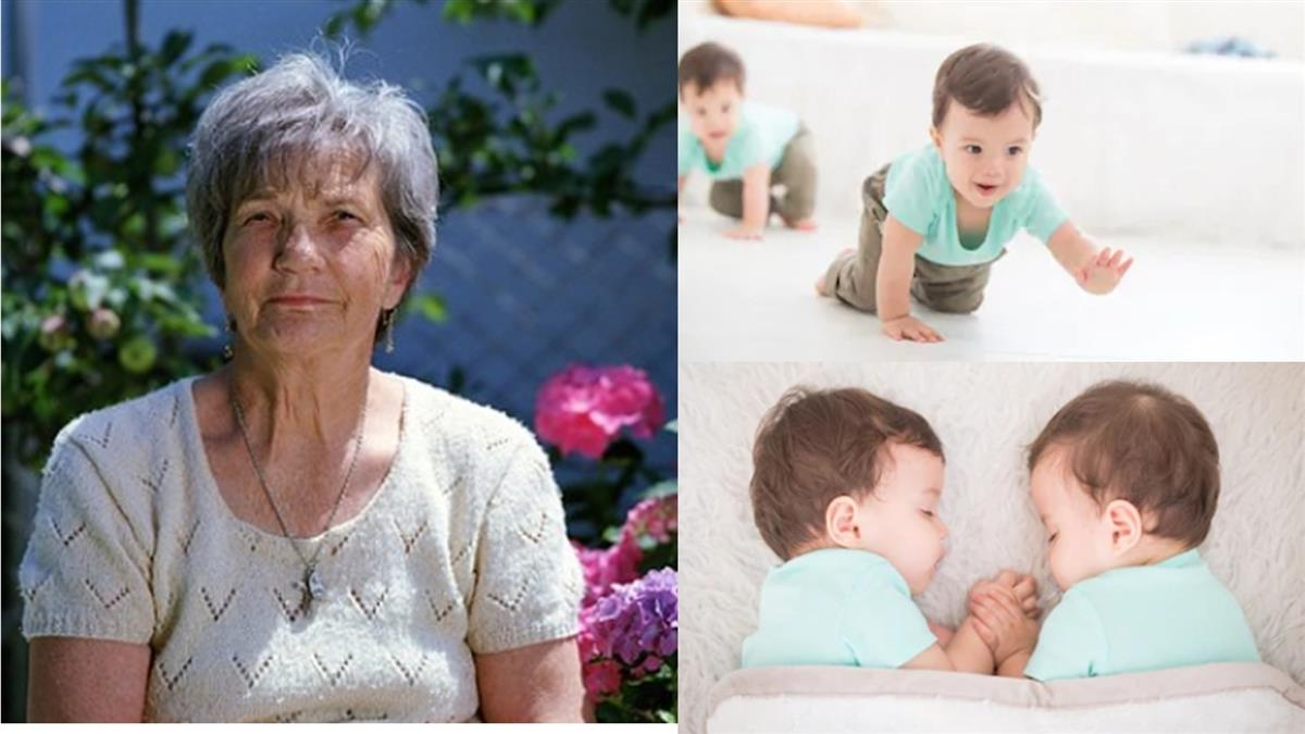 停經30年!74歲嬤剖腹產雙胞胎 破世界紀錄