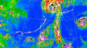 大雨炸南台!16號颱琵琶恐生成 專家曝影響時間