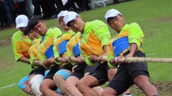 景美壽山聯隊 世青少混合拔河賽520公斤銀恨