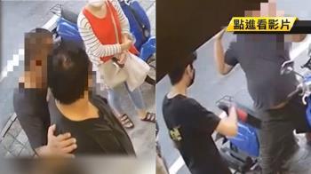 男酒醉騷擾雞排店客人 店家持棍棒嚇阻