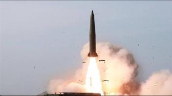重啟談判又變臉?北韓再射2不明體