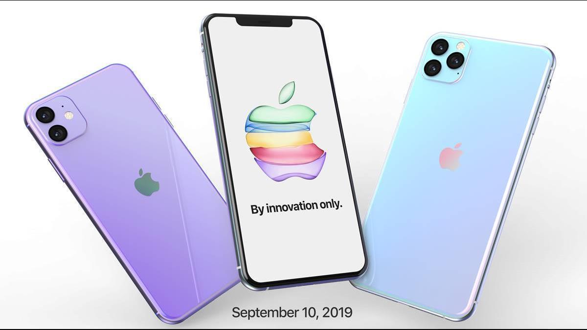 蘋果新機Logo將移位?只為這項新功能