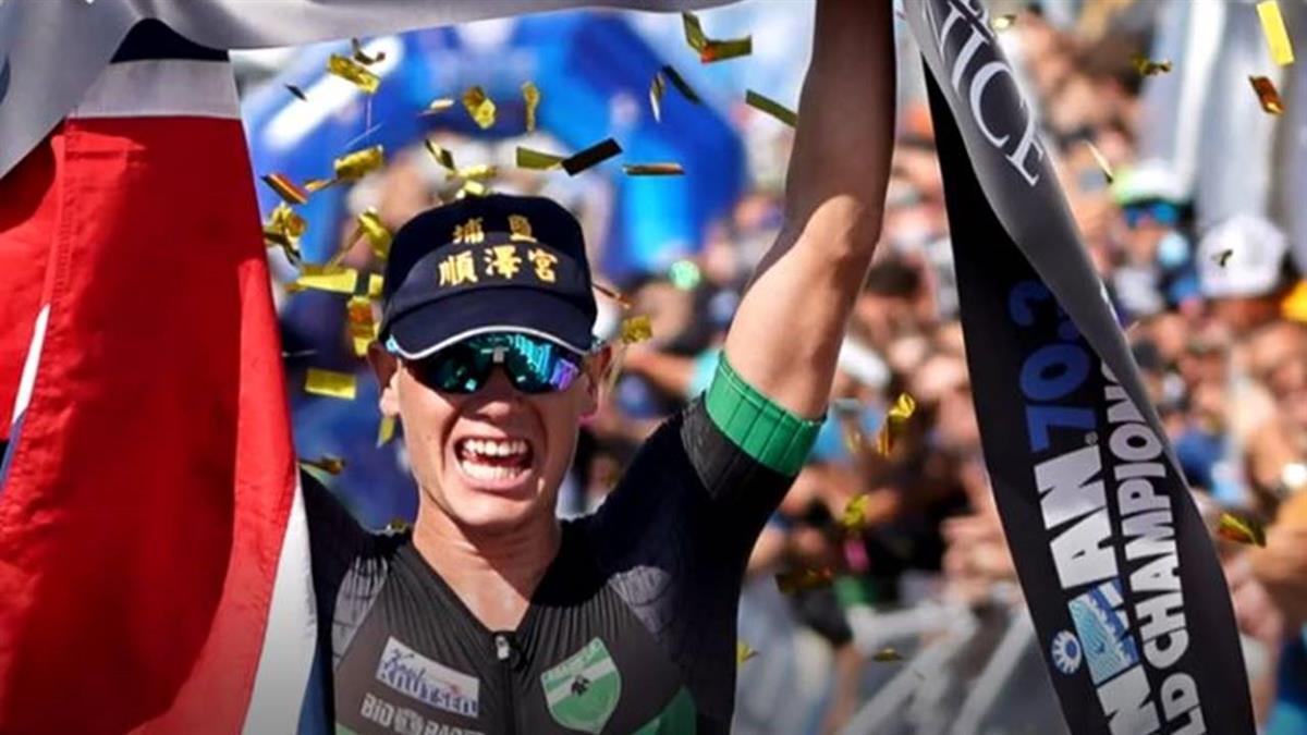 挪威選手戴台宮廟帽引熱議 IG留言:我愛台灣