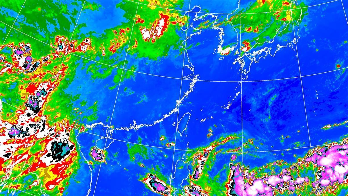 第16號颱風最快今生成!各國模擬路徑曝光