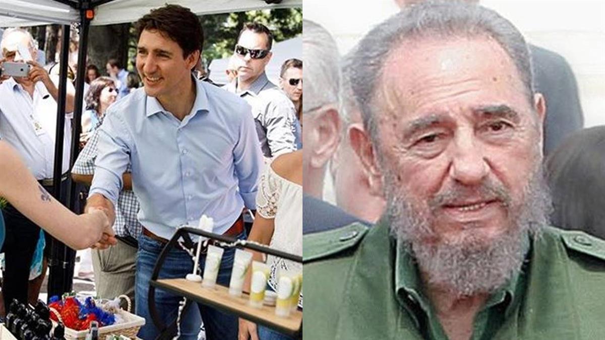 帥哥總理是斯楚私生子?加拿大政府否認