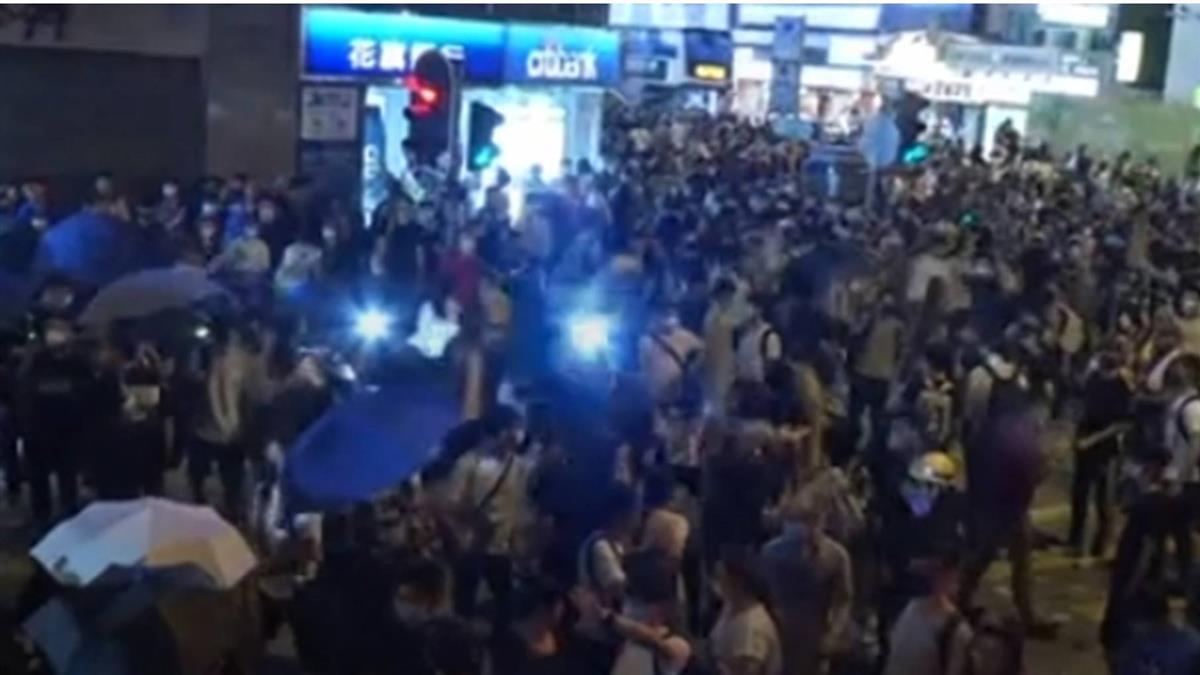 香港反送中示威者逃台灣 憂:恐再也見不到親人