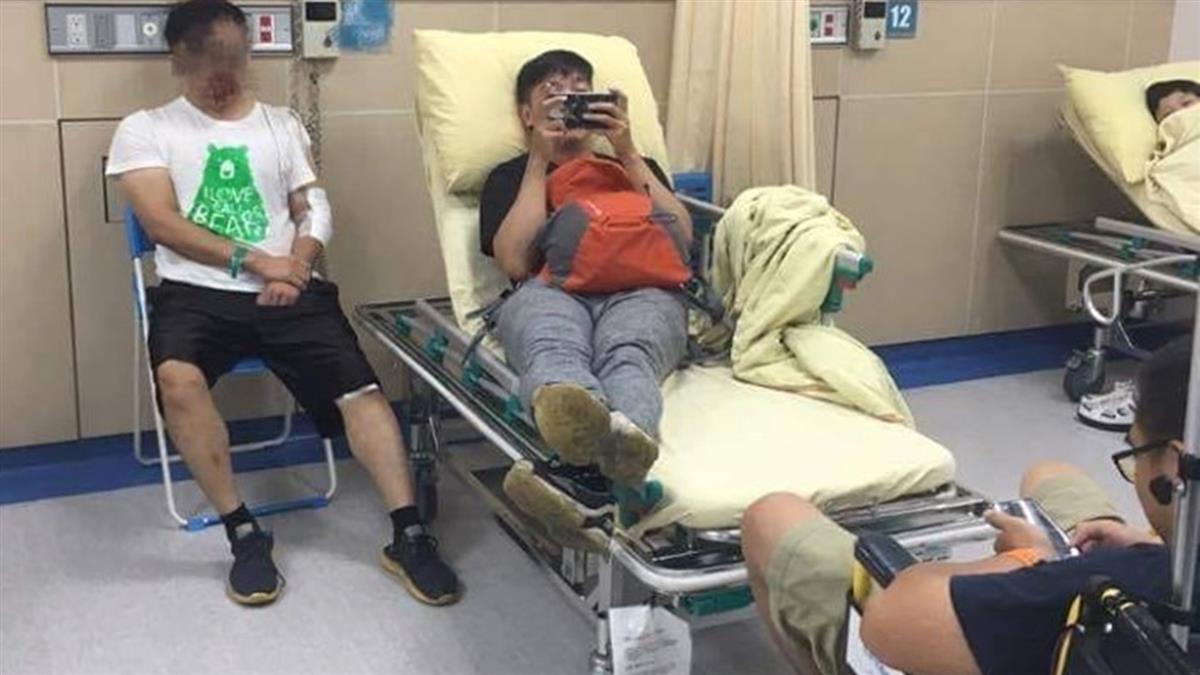 病人坐塑膠椅 網嚇壞…好友恐犯忌