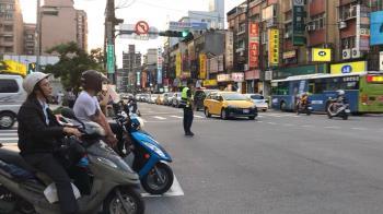北市警局增派交通疏導 中秋連假出遊不塞車!