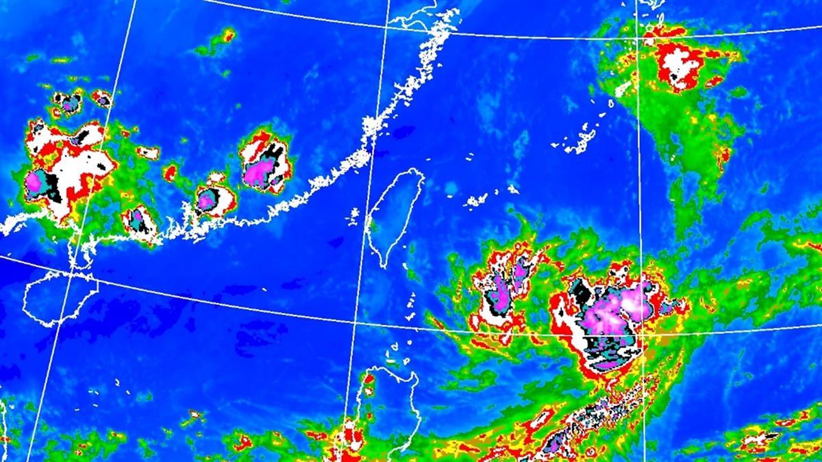 東北部收假變天!氣象局曝這天雨區再擴大