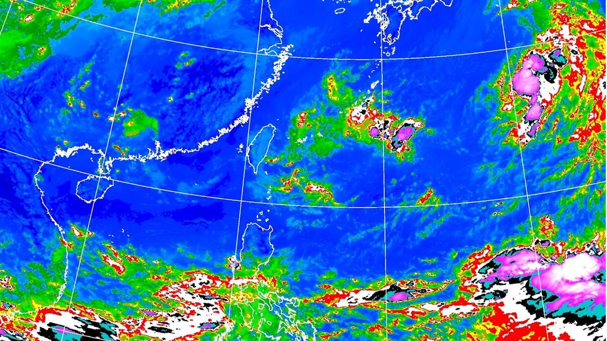6縣市大雨特報!又有熱帶低壓…恐醞釀成颱風