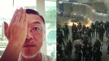 《屍速》男星挺香港 現身遊行成焦點