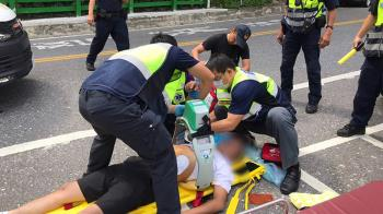 遊太魯閣步道疑心臟病發 46歲男送醫不治