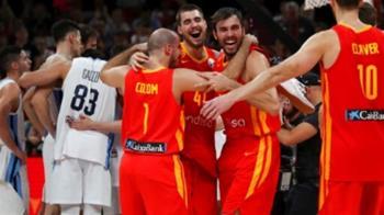 盧比歐世界盃飆20分!西班牙大勝阿根廷奪冠