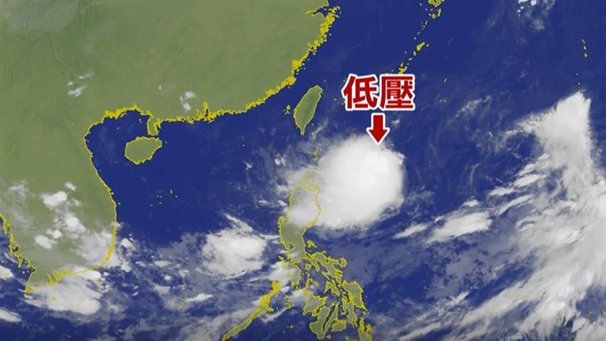 塔巴颱風有機會生成 距離台灣超近