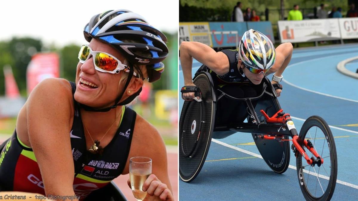 她摘殘奧金牌…卻受病痛折磨 盼能安樂死