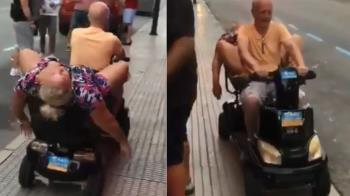 醉女超狂M字腿逛街…被撿屍慘狀曝 笑翻150萬人