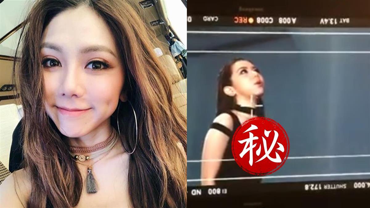 鄧紫棋MV花絮曝!超深U造型 網噴鼻血
