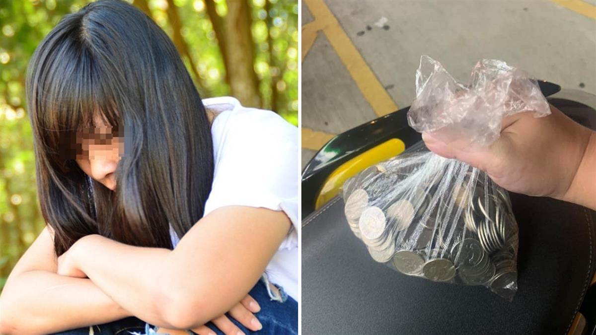 少女抱哭嬰借100:被家暴…他暖舉逼哭4萬人