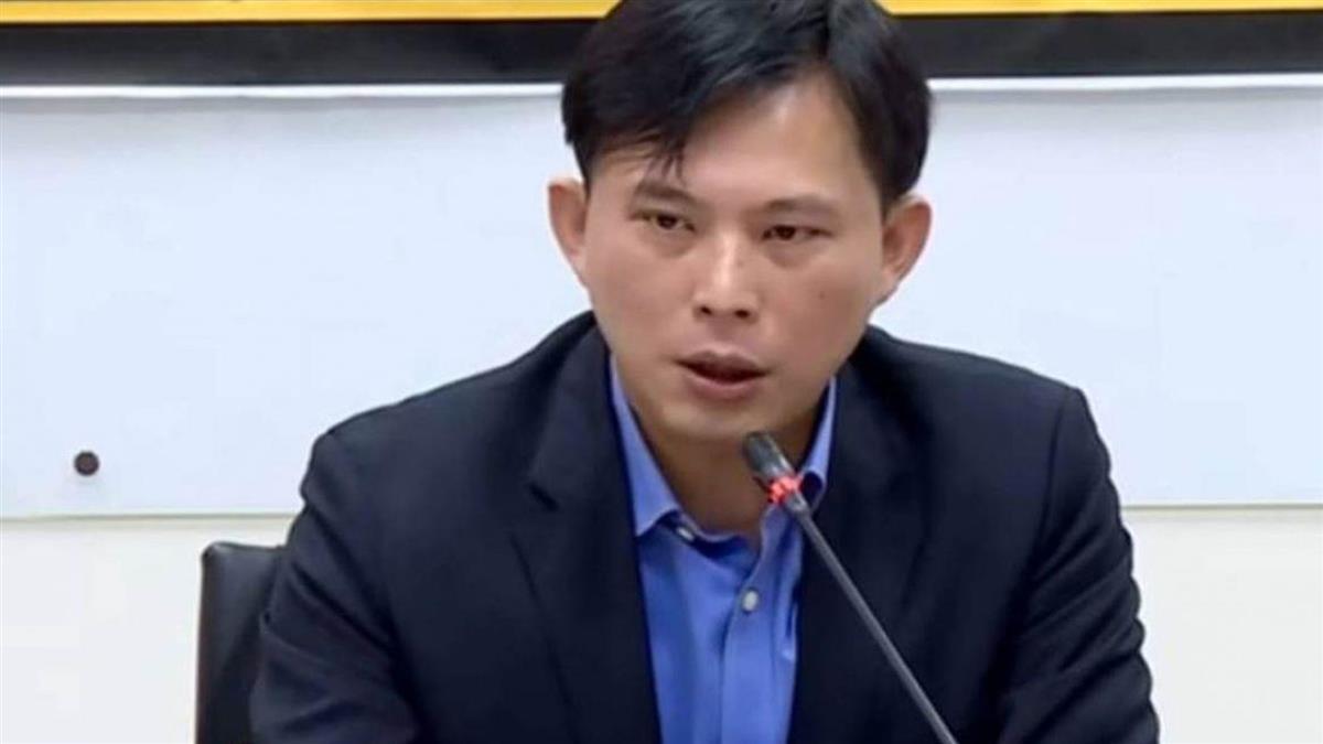 時力擬徵召黃國昌選總統 黨內成員批:一場鬧劇