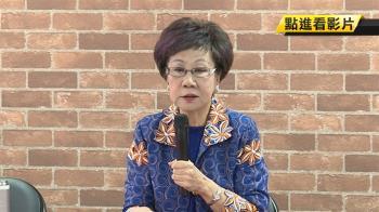 喜樂島推呂秀蓮選總統 陳水扁開罵了