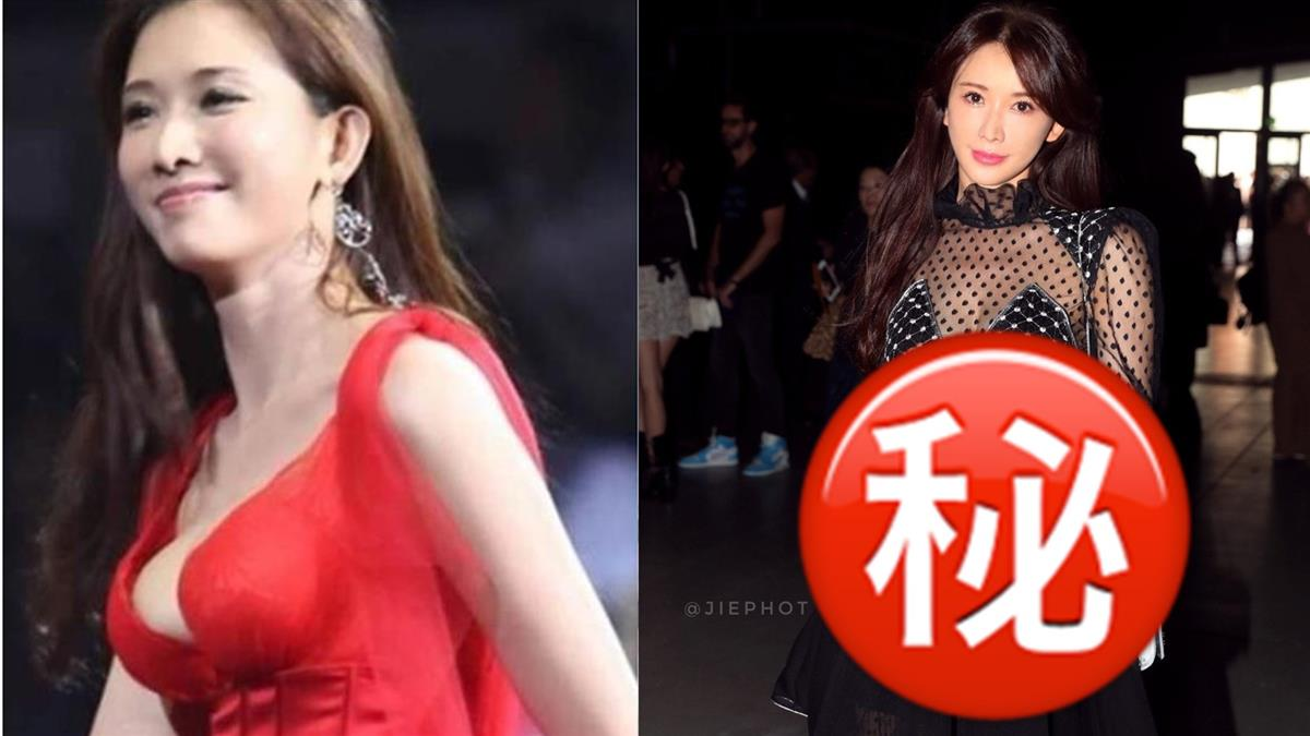 44歲林志玲驚人凸肚照曝光!爆真的懷雙胞胎
