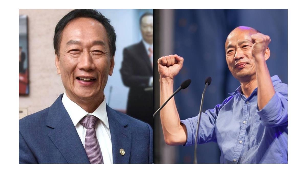 郭董拒歸隊?他神比喻「國民黨就像阿翔!」