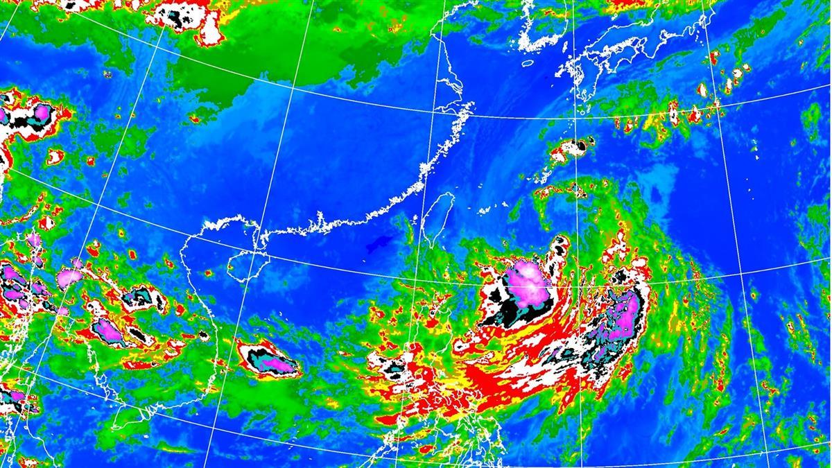 颱風帶水氣!本週降溫又降雨 低溫下探20度