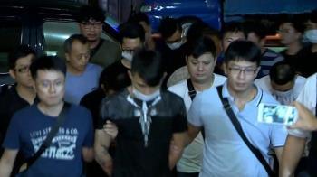 寵物店遭開槍 警帶回8嫌疑連千毅員工