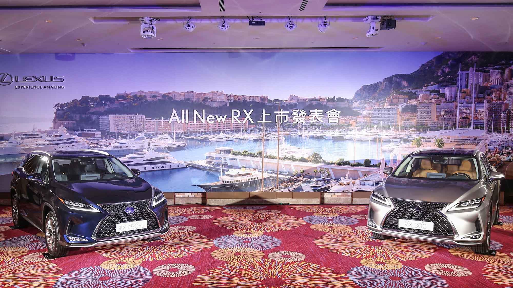 小改 Lexus RX 開價 227 萬元起上市,全面標配 LSS+ 2.0 再增 6 人座車型