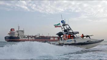 伊朗再扣押油輪 宣示自己才是波斯灣的主人!