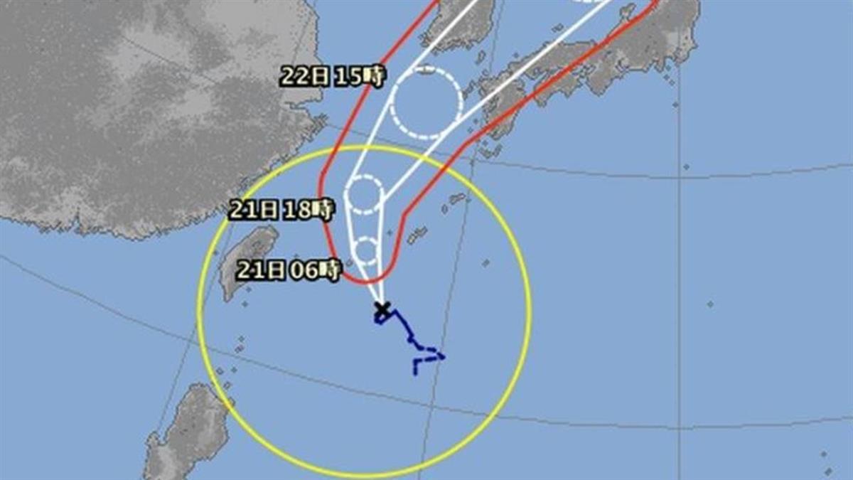 塔巴颱風襲日!最新航班異動看這邊