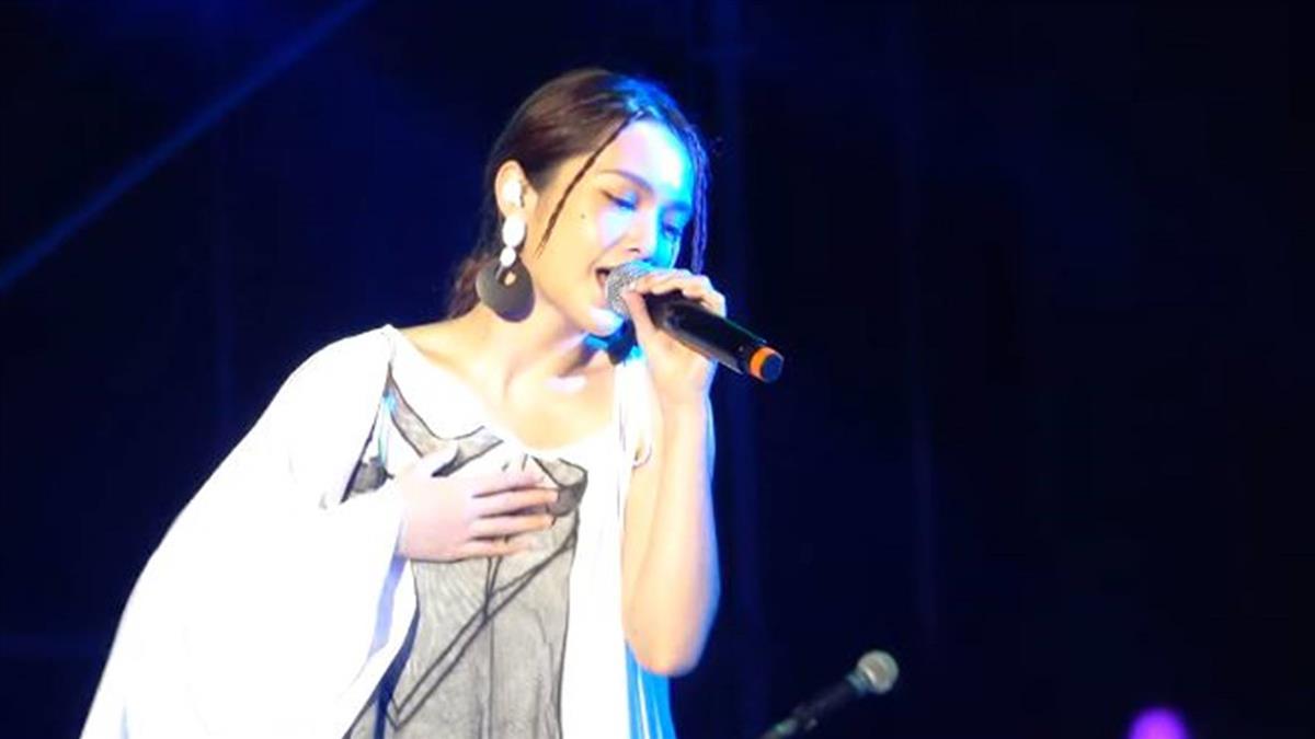 升格李太太!楊丞琳墾丁開唱 歌迷喊要幸福