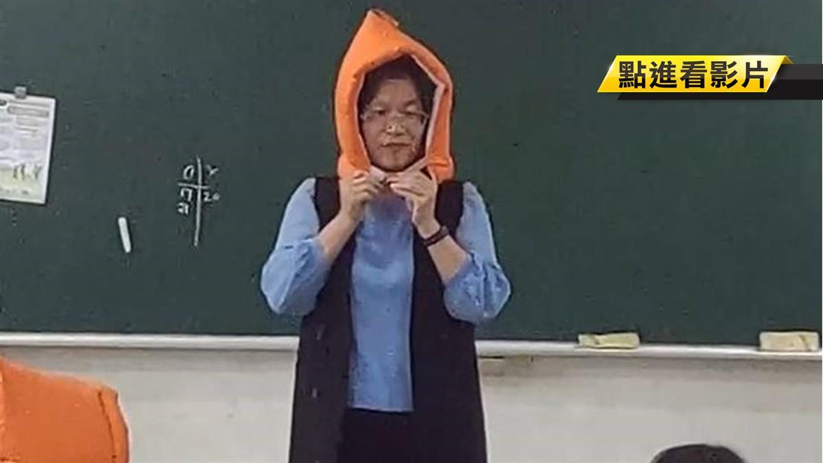 國小防災演練!王惠美稱921「20周年慶」