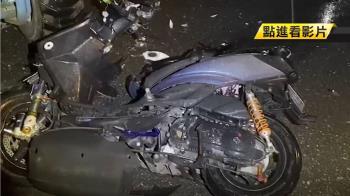 無警示燈釀禍?作業車橫切車道撞 19歲騎士慘亡