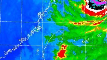 塔巴環流甩尾!5縣市發豪、大雨特報 東部炸雨