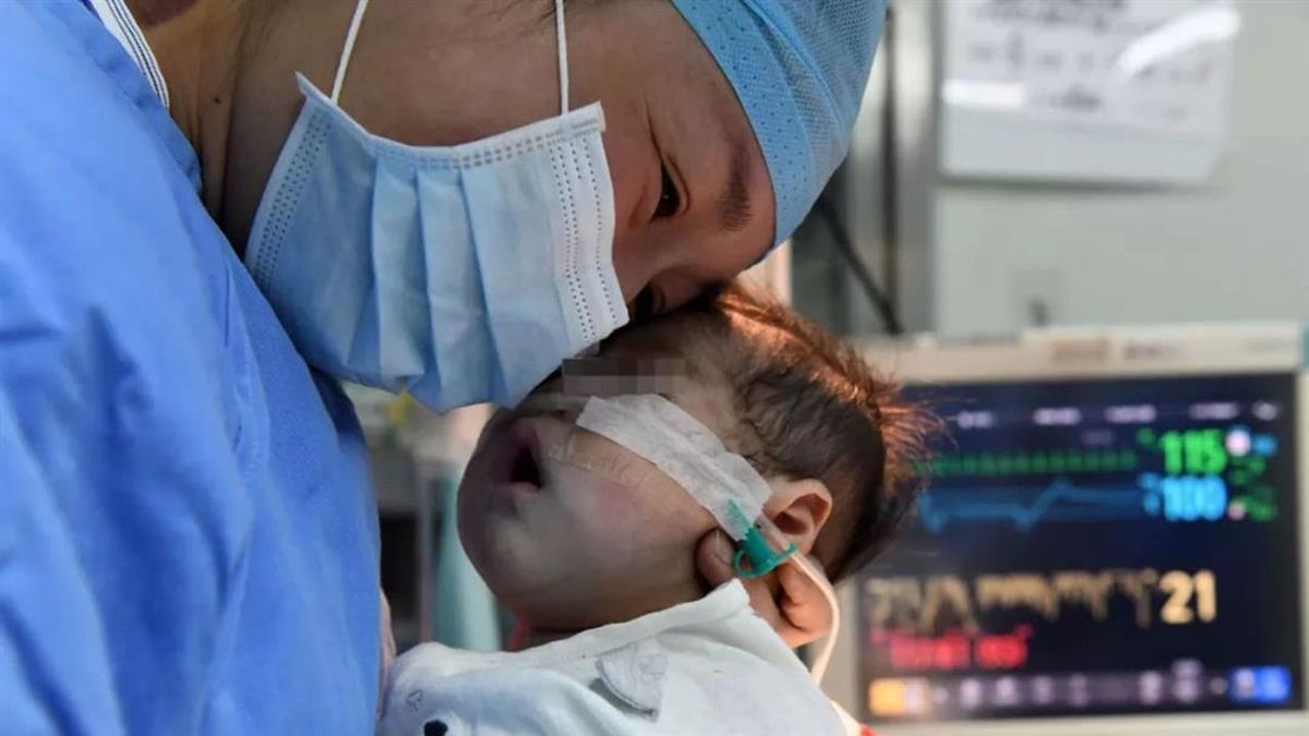 4歲男童墜樓腦死…捐心給2月女嬰!網淚崩