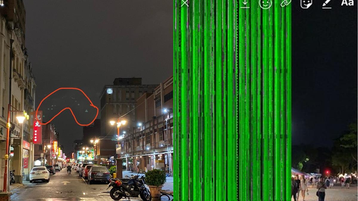 嚇人!他用iPhone 11夜拍變竹林風 網:買到機王