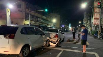 彰化議員酒駕釀3車追撞!2人慘受傷送醫