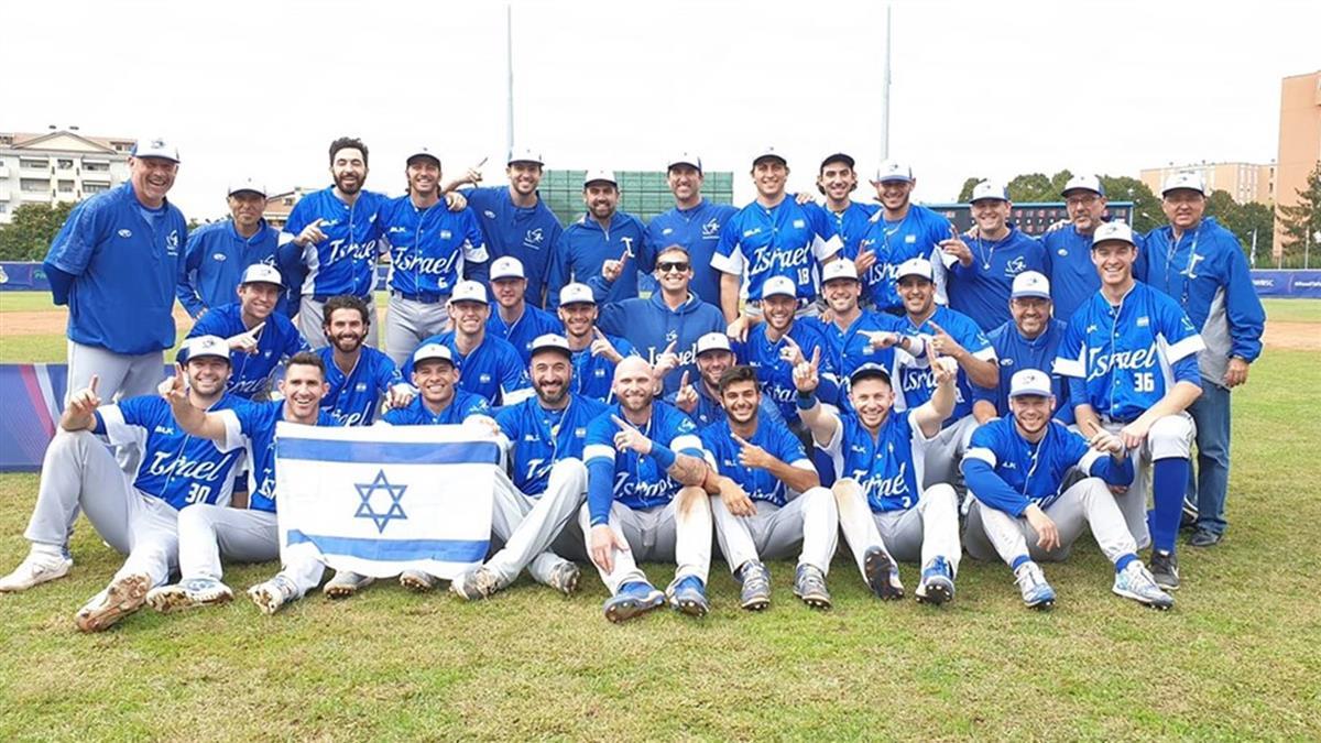 東京奧運棒球賽  黑馬以色列搶下第2張門票