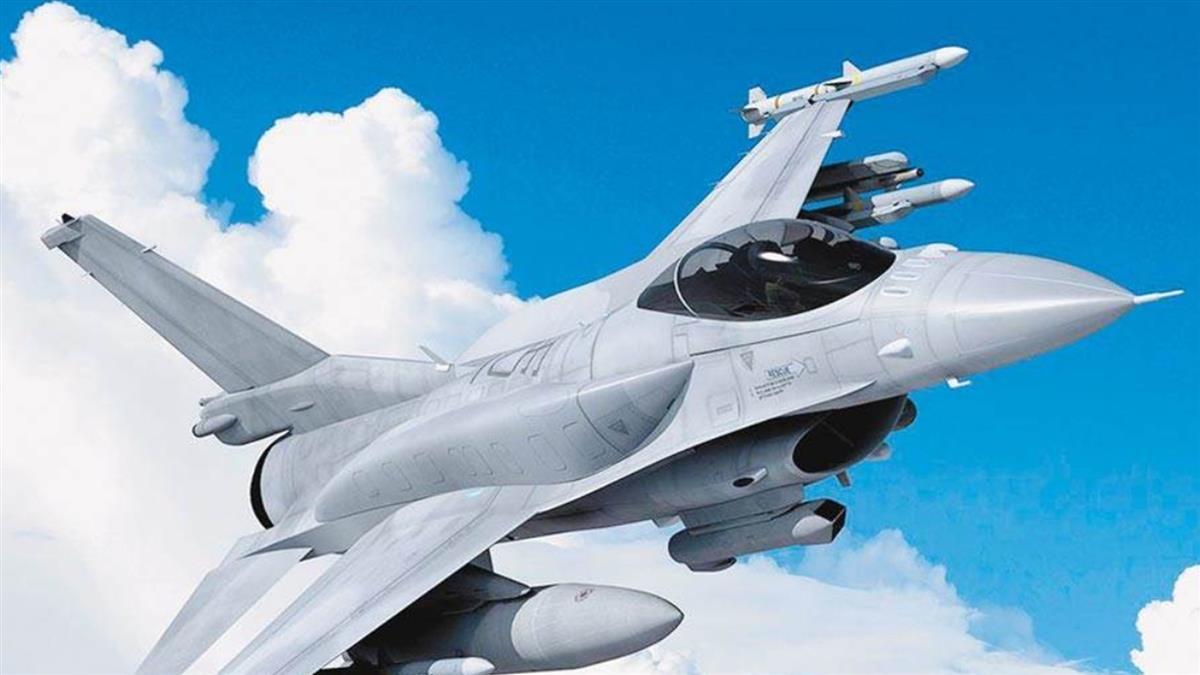 當F-16V對決大陸殲20!國防部:絕對可以把它打掉