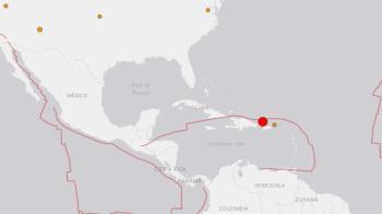 1分鐘連2震!波多黎各6.3規模地震…深度10公里