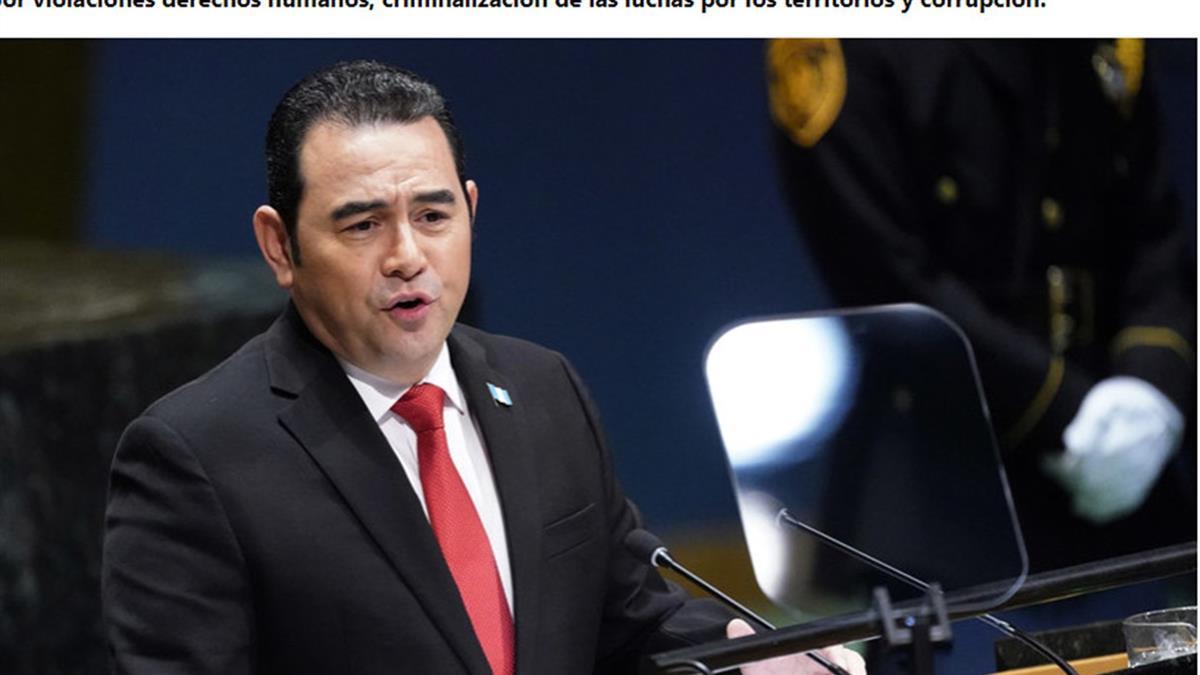 聯大第2日!3友邦挺台 瓜地馬拉3年來首發聲