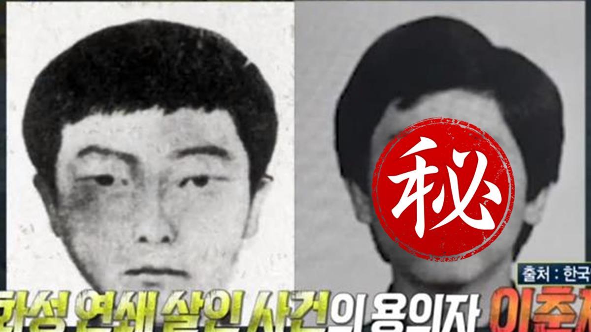 華城殺人案!56歲嫌犯長相曝光 竟與證人素描一樣