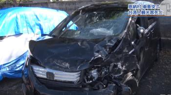 台一家3口沖繩自駕撞車!50歲婦頭部重創亡