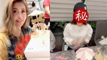 愷樂女神級堂妹曝!甜笑做蛋糕…神基因狂圈粉