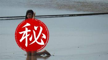 白沙灣捕獲16歲寫真女星 網暴動:乳浪比海浪大