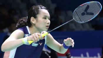 戴資穎不敵泰國女將 南韓羽賽4強止步