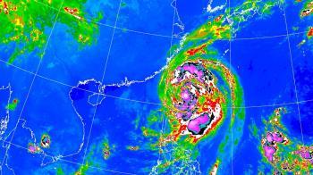 中颱米塔暴風圈範圍擴大!專家:不排除登陸